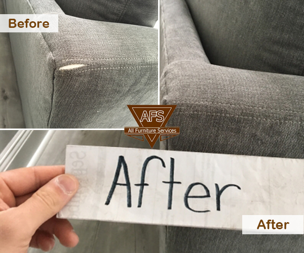 repair leather sofa seam. Black Bedroom Furniture Sets. Home Design Ideas
